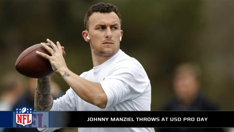 Will Johnny Manziel ever be on an NFL roster again?