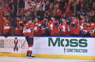 Panthers stay alive in playoff hunt with win over Hurricanes