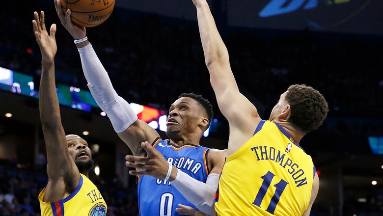 Shannon Sharpe doubts Russell Westbrook's Thunder could compete against the best in the West