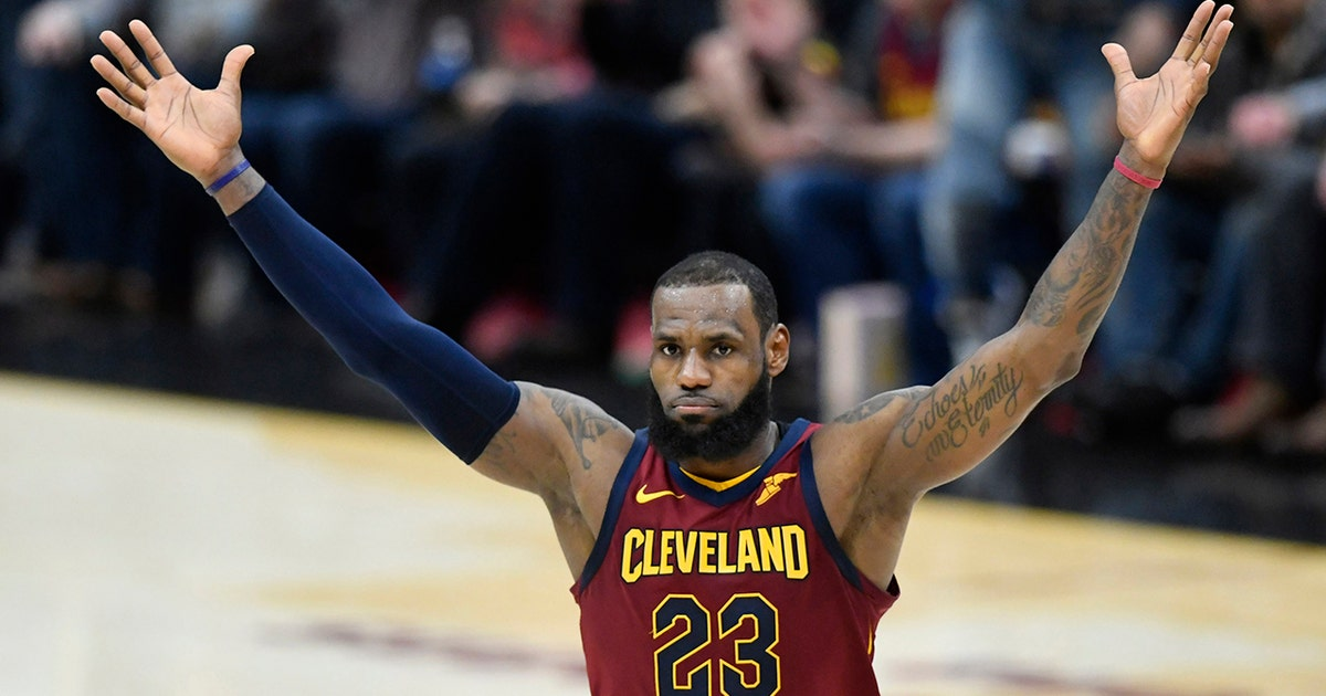 d5e25fae1d9 Skip Bayless   It s pretty obvious LeBron is going to be a Sixer next year.  I don t see any other way around it