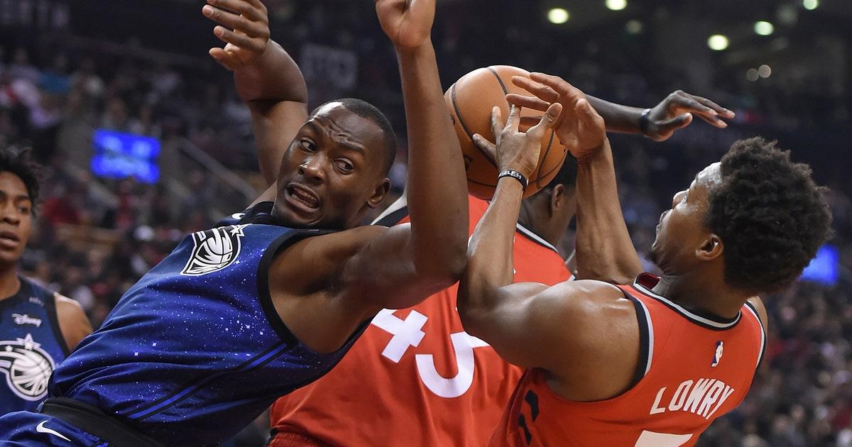 Toronto Raptors 112 Orlando Magic 101