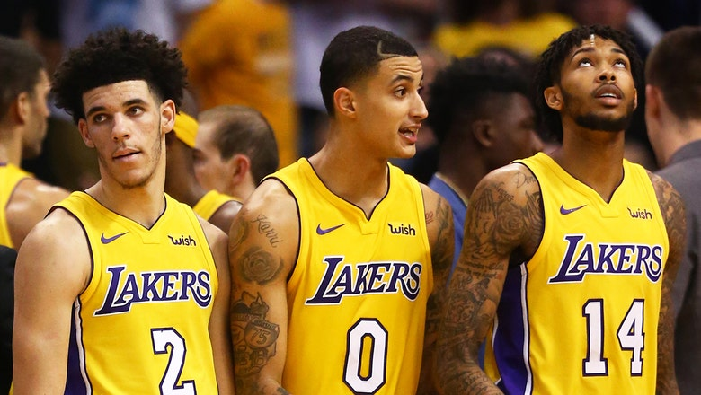Colin has a message for Lakers fans going into the offseason