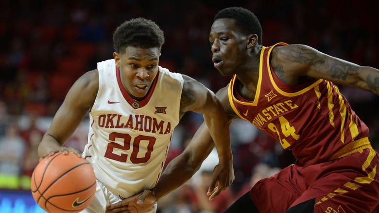 Guard Kameron McGusty transfers to University of Miami from Oklahoma