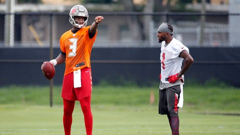 Bucs' Beckwith (ankle) to miss offseason program