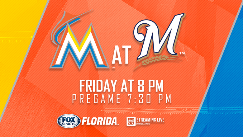 Preview: Trevor Richards tries to calm down Milwaukee's bats in Marlins-Brewers Game 2