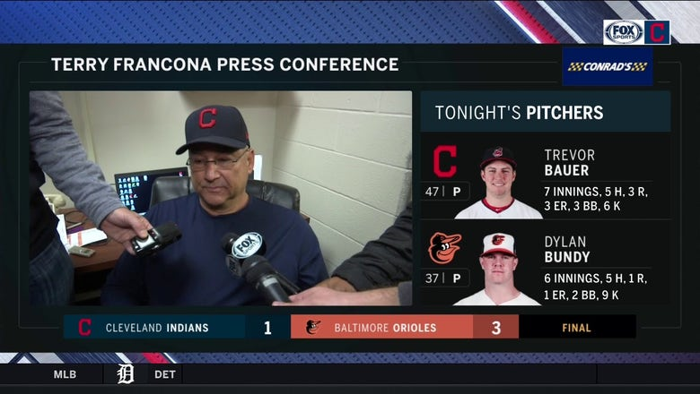 Tito believer in Indians, hopes offensive breakout will be team-wide