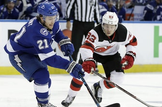 Moving on: Lightning take care of Devils in Game 5, advance to 2nd round of playoffs