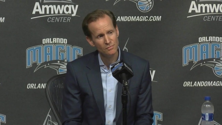 Jeff Weltman press conference (Part 3 of 3): On player development, transitioning into a better team