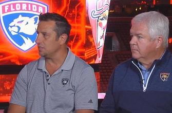Bob Boughner, Dale Tallon assess Panthers' season, plans for offseason