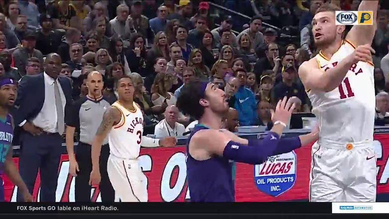 WATCH: Pacers lose but move onto postseason action