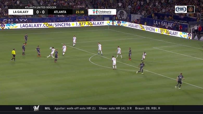 WATCH: Josef Martinez delivers sixth goal of the season for Atlanta United