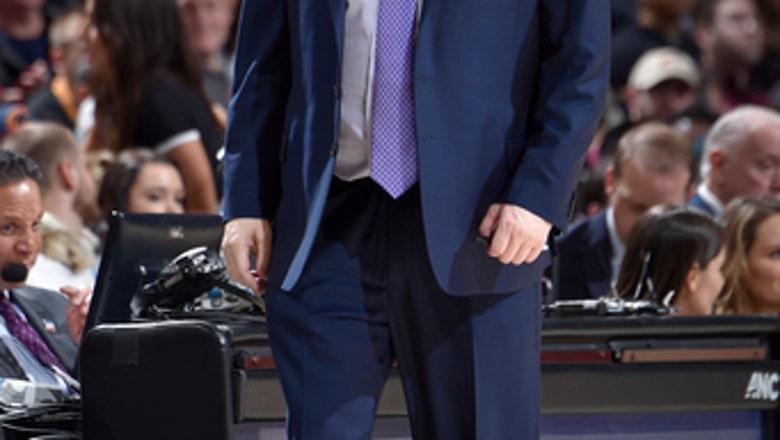 Hornets fire coach Steve Clifford after 5 seasons