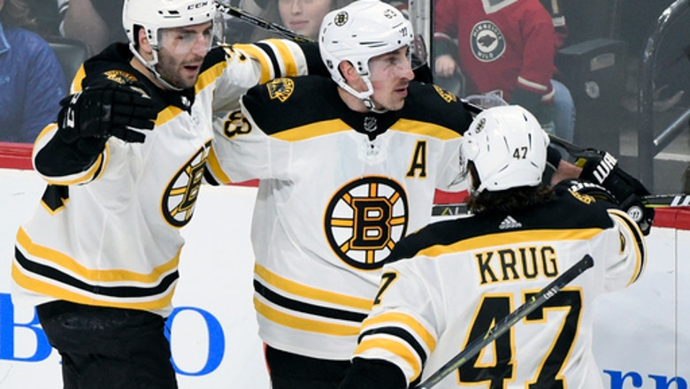 Bruins center Patrice Bergeron likely to return for Game 5