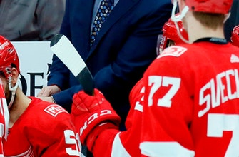 Blashill to coach US at world championships