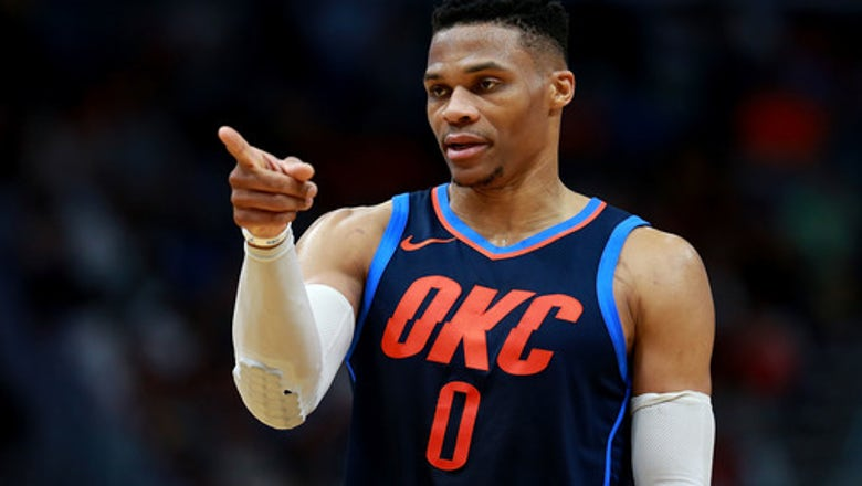 Westbrook, Thunder go for important win vs. Grizzlies