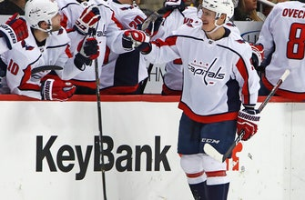 Russian stars could decide Blue Jackets-Capitals series
