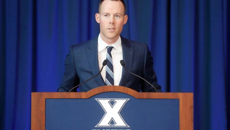 Steele knows Xavier's next goal: Reach a Final Four