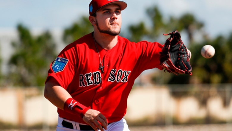 Top Red Sox third base prospect Chavis suspended 80 games