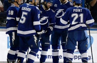 Lightning take 2-point in Altantic after 7-5 win over Sabres