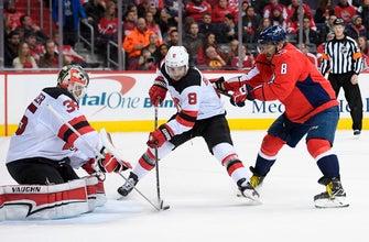 Ovechkin locks up scoring title, Capitals beat Devils 5-3