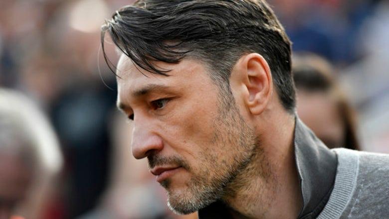 Frankfurt loses 4-1 to Leverkusen after Kovac announcement