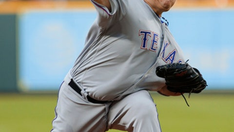 Bartolo Colon, 44, takes flawless  game into 8th inning vs. Astros