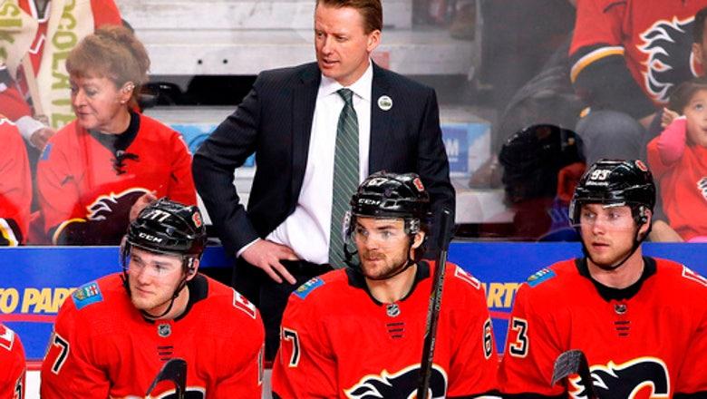 Flames fire head coach Glen Gulutzan after 2 seasons