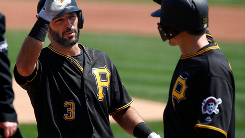 Pirates avoid sweep, pound Rockies 10-2