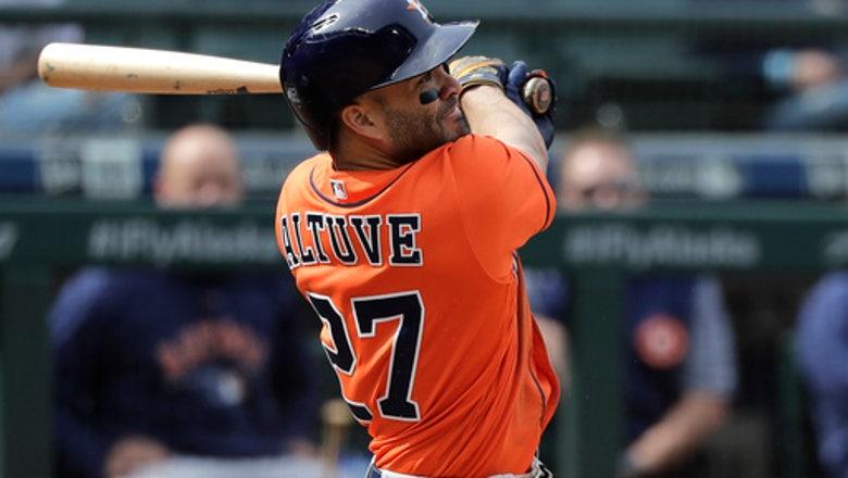 Morton, Altuve lead Astros over Mariners 9-2