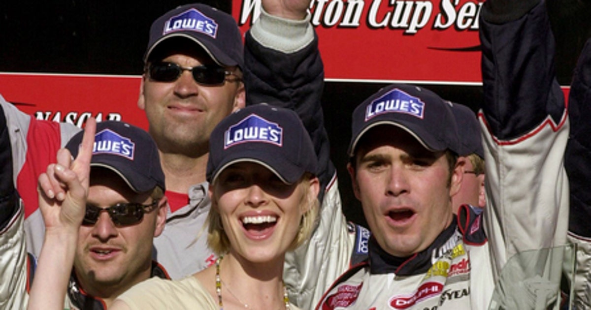 timeless design 9c7fb 5a4df Jimmie Johnson maps out bucket list for potential sponsors   FOX Sports