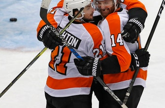 Flyers beat Penguins 3-2 to force Game 6
