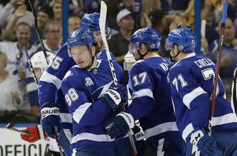 High-scoring Lightning showing they play defense, too
