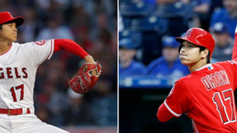 LEADING OFF: Ohtani faces champs; Cubs-Indians rematch