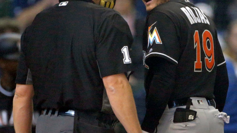 Yelich, Guerra lead Brewers to 4-2 win, sweep of Marlins