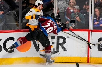 Young, speedy Avalanche show promise before playoff exit