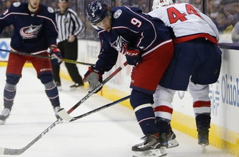 Blue Jackets good again, just not good enough for next level