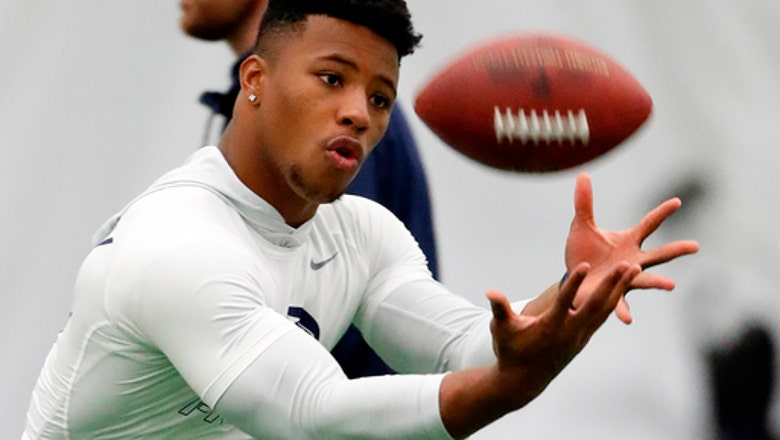 NFL Draft: First-round player thumbnails