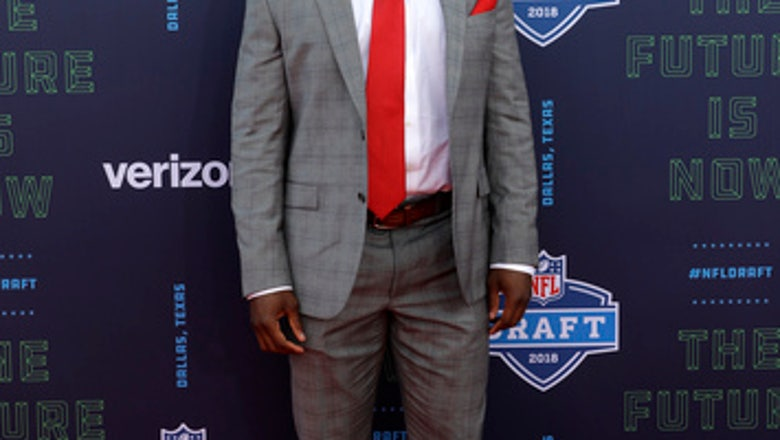 Bears draft Georgia LB Roquan Smith with No. 8 pick in draft