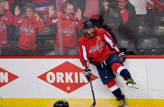 Capitals hold on to lead this time, beat Penguins in Game 2 (Apr 29, 2018)