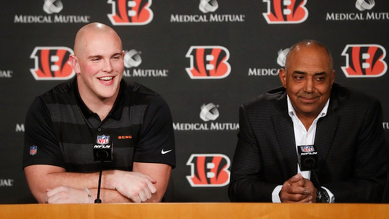 Surprise! Bengals' draft puts the emphasis on defense