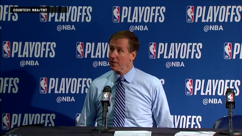 Terry Stotts Press Conference – Game 4 | Trail Blazers at Pelicans