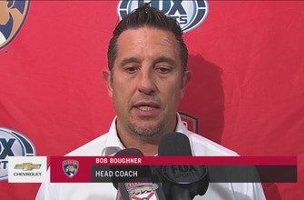 Bob Boughner proud of how Panthers finished off the season