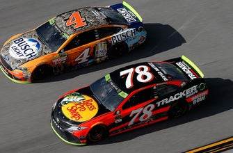 Will Kevin Harvick or Martin Truex Jr. be the man to beat at Texas Motor Speedway?