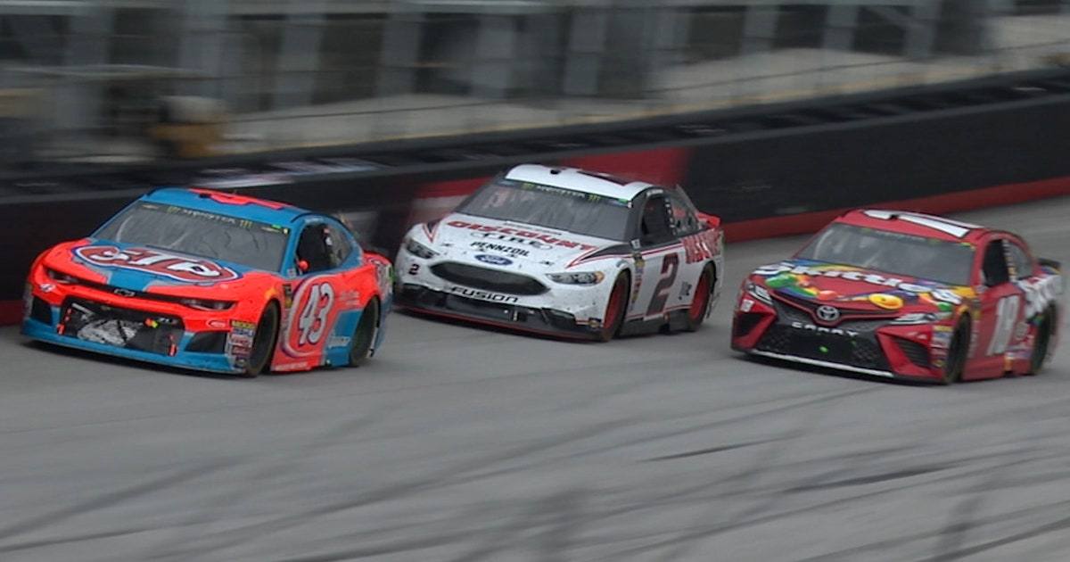 Full highlights and results from the two-day race at Bristol Motor ...