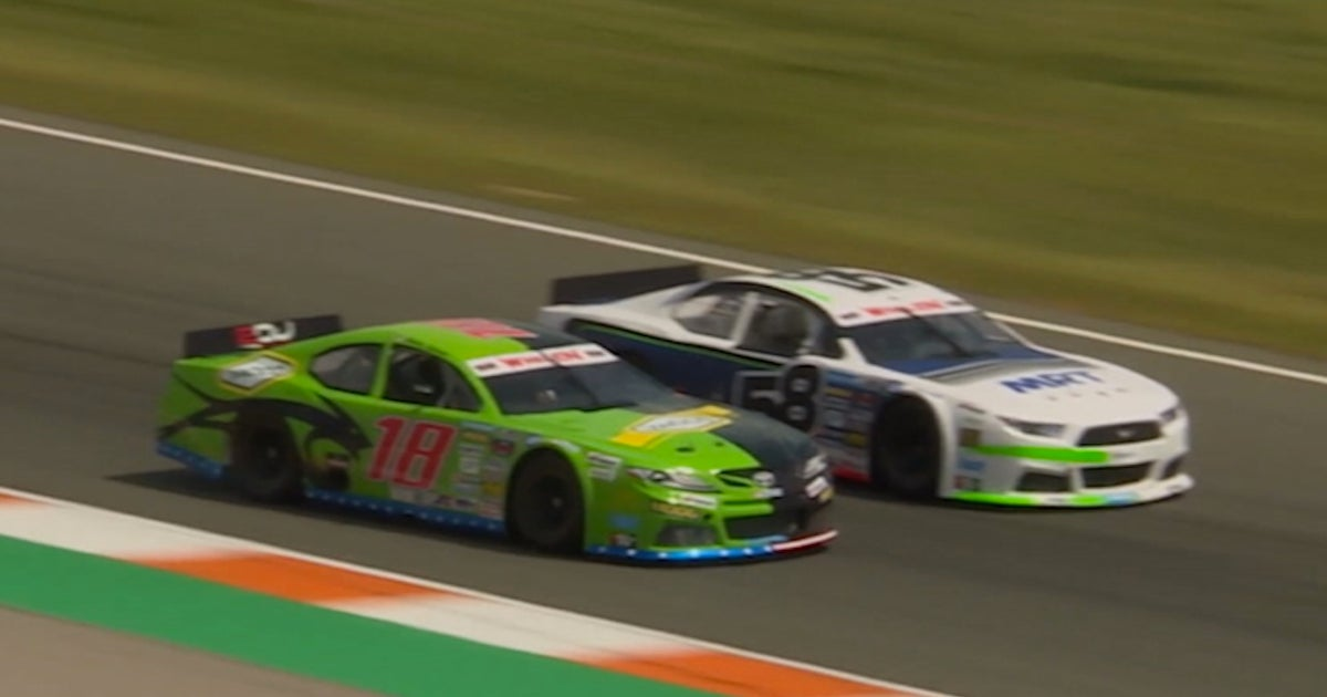 Bobby Labonte Details His First Weekend Of The 2018 Nascar Euro