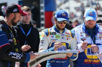 Chase Elliott won't be campaigning to replace Dale Earnhardt Jr. as Most Popular Driver