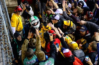 Motte's Minute: Has Kyle Busch truly turned a corner with the fans?