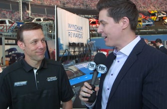 Matt Kenseth talks about his return to the Cup Series with Roush Fenway Racing
