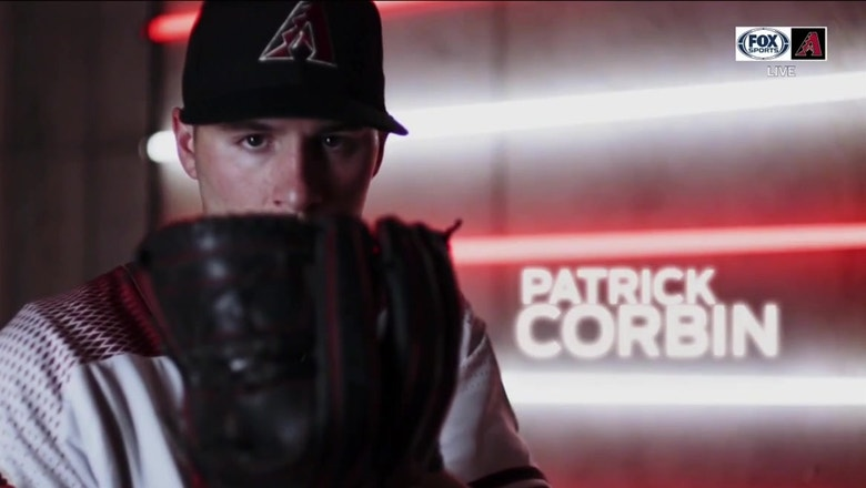 HIGHLIGHTS: Corbin strikes out 11 Padres in another dominant start