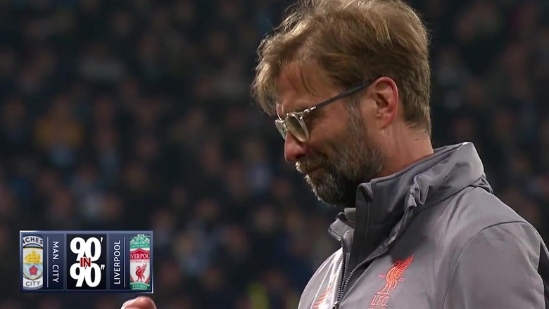 90' in 90? Manchester City vs. Liverpool | 2017-18 UEFA Champions League Highlights